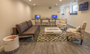 Lounge Business Center